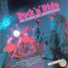 (CD) Rock'n'Ride Volume 01 - 20 Years Of Hardrock - Black Sabbath, Deep Purple