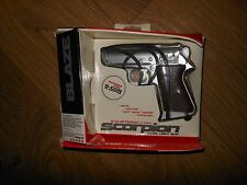SCORPION LIGHT GUN FOR PS1 WITH G-CON ADAPTOR - AUTO FIRE AUTO RELOAD - PISTOL