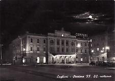 #CAGLIARI: STAZIONE FF. SS. - notturno