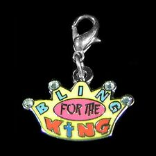Religious 'Bling For The King' Charm from Prayer Circle Friends