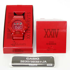 CASIO G-SHOCK DW-6900 24Karats Exile Limited Edition Red Rare New