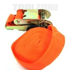 "Super Strong 50mm (2"") x 7500 (25"") Ratchet Tie Down Straps"