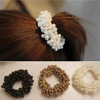 Rope Scrunchie Ponytail Holder Elastic Hair Band Accessories 1 PCS Hair Band