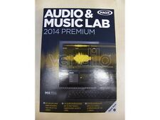 AUDIO & MUSIC LAB 2014 PREMIUM SOFTWARE MAGIX PC NUOVO