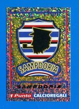 CALCIATORI PANINI 1998-99 Figurina-Sticker n. 323 -SAMPDORIA SCUDETTO +punto-New