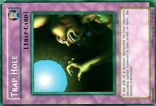 Ω YUGIOH CARTE NEUVE Ω SHORT PRINT N° - SDY-027 TRAP HOLE