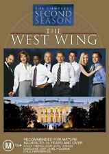 Stock photo  The West Wing : Season 2 (6DVD SET), R 4, BRAND NEW& SEALED, 1244