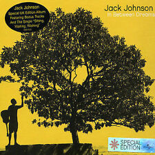 NEW In Between Dreams by Jack Johnson CD (CD) Free P&H