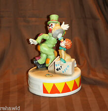 LIONSTONE CLOWN pie in face decanter like JIM BEAM 1978 LIMITED EDITION