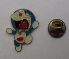 Video Game DORAEMON Rare NEW Vintage Enamel METAL PIN BADGE Pins Sega NES Comic