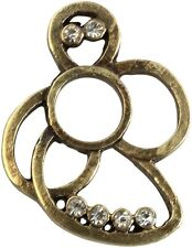 Cham Cham Ring Wechselring  Element  Bronze Strass 000016500011