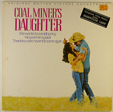 """12"""" LP - Various - Coalminer's Daughter - B2538 - Soundtrack - washed & cleaned"""