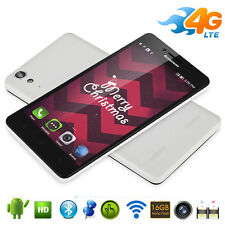 "5"" IPS HD LENOVO LEMON K3 4G LTE Smartphone Handy Android QuadCore 16GB DUAL SIM"