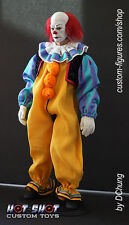 Hot Shot Custom Toys 1/6 Pennywise Clown It Stephen King figure by DChung