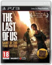THE LAST OF US GOTY PS3 NEUF ENVOI RAPIDE DE FRANCE