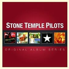 "STONE TEMPLE PILOTS ""ORIGINAL ALBUM SERIES"" 5 CD NEU"