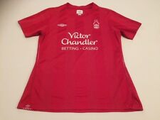 Nottingham Forest 2010-11 *Ladies* Home Shirt 10 (FFS000418)