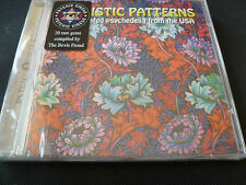 Various Artists - Realistic Patterns (Orchestrated Psychedelia from the USA CD)