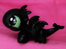 Littlest Pet Shop Dragon Toothless ooak custom figure LPS How to train your