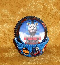 Thomas the Tank Engine Cupcake Papers,Wilton,415-4242,Bake Cups,Party,Blues