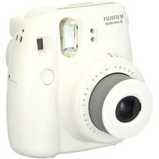 Fujifilm Instax 8 Color Instax Mini 8 Instant Camera - White