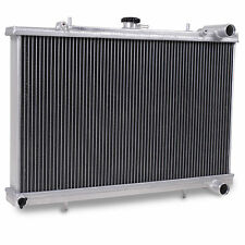 ALUMINIUM HIGH FLOW ALLOY RACE RADIATOR RAD FOR NISSAN 200SX S13 CA18DET TURBO