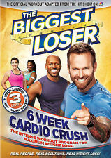 THE BIGGEST LOSER: 6 WEEK CARDIO CRUSH DVD