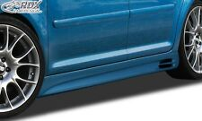 "Volkswagen Touran 1T (2003 -2011) - Side skirts ""GT-Race"""