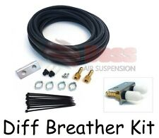 BOSS Diff Breather Kit Toyota Landcruiser 40 45 47 55 60 61 62 75 78 79 series