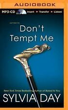 Georgian: Don't Tempt Me 4 by Sylvia Day (2014, MP3 CD, Unabridged)