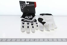 FOX RACING DIRTPAW GLOVES (WHITE) 01055-008-XL