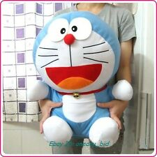 "Official Good Large Doraemon Plush Doll Toy 20""H Cute~"