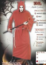 Adult DEVIL COSTUME - Horror Halloween PARTY Dress-Up - NEW ONE SIZE fits most
