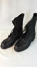 ANSI Z41 1983/75 STEEL TOE BOOTS NEW OLD STOCK MENS MILITARY Size 8R