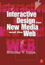 Interactive Design for New Media and the Web, First Edition