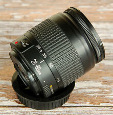Canon EOS AF Digitali Fit 28 EF 80mm Zoom per Full Frame & APS-C