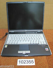 "Fujitsu Siemens Lifebook S7020 14"" Laptop,Pentium M,1Gb Ram,No HDD,Spare&Repair"