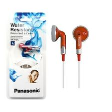 Panasonic RP-HV260-R In-Ear Earbud Stereo Compact Carrying Case RPHV260 Red
