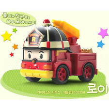 Roy - Robocar Poli Die-Cast Kids Toy Diecasting Figure Korea TV Animation Gift