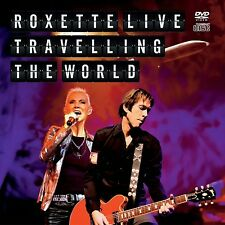CD + DVD Live Travelling The World - Roxette Sealed ! New !