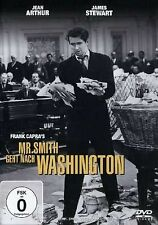 Mr. Smith geht nach Washington - James Stewart  - DVD OVP NEU