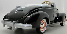 Pedal Car Rare 1940s Ford Vintage Hot Rod Sport Midget Metal Show Model Art