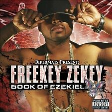 Freekey Zekey - Book of Ezekiel (Audio CD - 2007) [Explicit Lyrics] NEW