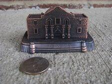 Alamo Chapel Fort Miniature Pencil Sharpener Texas Die Cast Collectible Toy