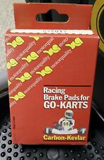 Motorquality Racing Kart Brake Pads OTK, Tony Kart, Alonso #07K031 AMAZING SALE!