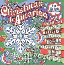 CHRISTMAS IN AMERICA - VAR (CD 2009) ALESSI PEPPY  RIP CHORDS BEINZ MITCHELL JAY