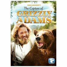 Grizzly Adams: The Capture of Grizzly Adams, New DVDs