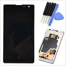 NEW NERO TOUCH SCREEN DIGITIZER DISPLAY LCD COMPLETO PER NOKIA Lumia 1020 NERO