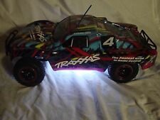 Traxxas Slash 2WD / 4x4, VXL / XL-5 V2 LED underglow kit - WHITE