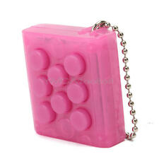 Electronic Endless Pop Bubble Wrap Keychain Gadget Squeeze Relieve Stress Toys